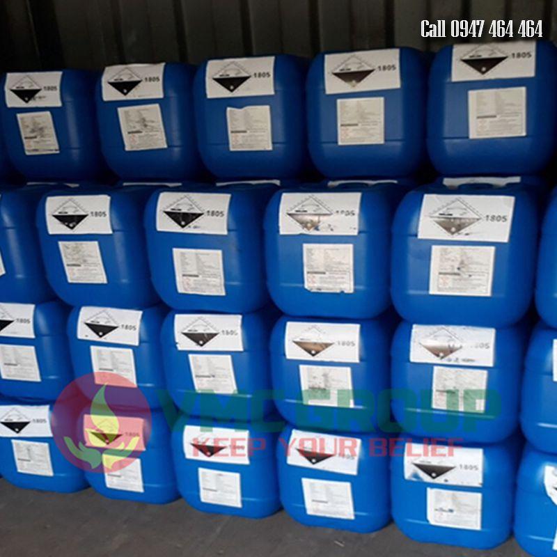 Axit H3PO4 – Phosphoric Acid 85% ( Trung Quốc )