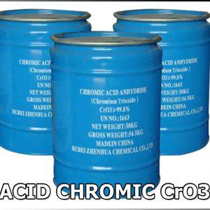 ACID CHROMIC CrO3