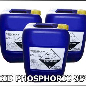 ACID PHOSPHORIC 85%