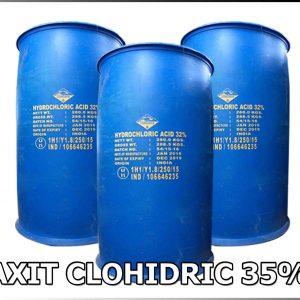 AXIT CLOHIDRIC 35%